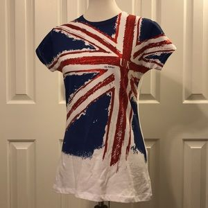 City Clothing United Kingdom Flag Tee